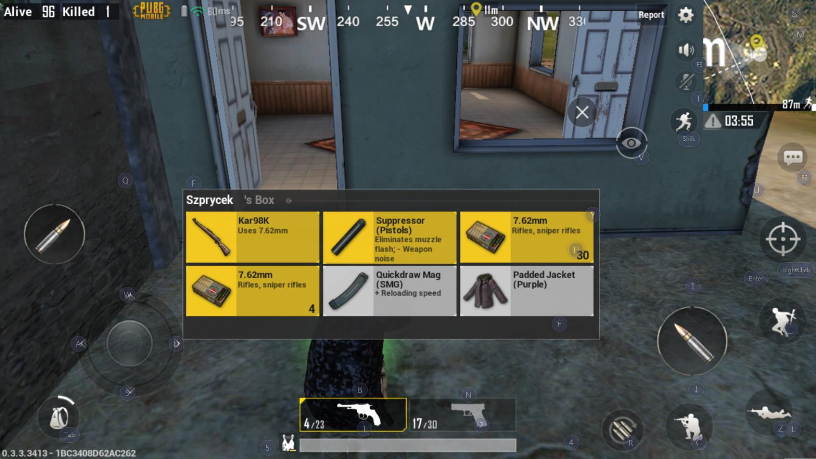 PUBG Mobile Guida ai Fucili da Cecchino