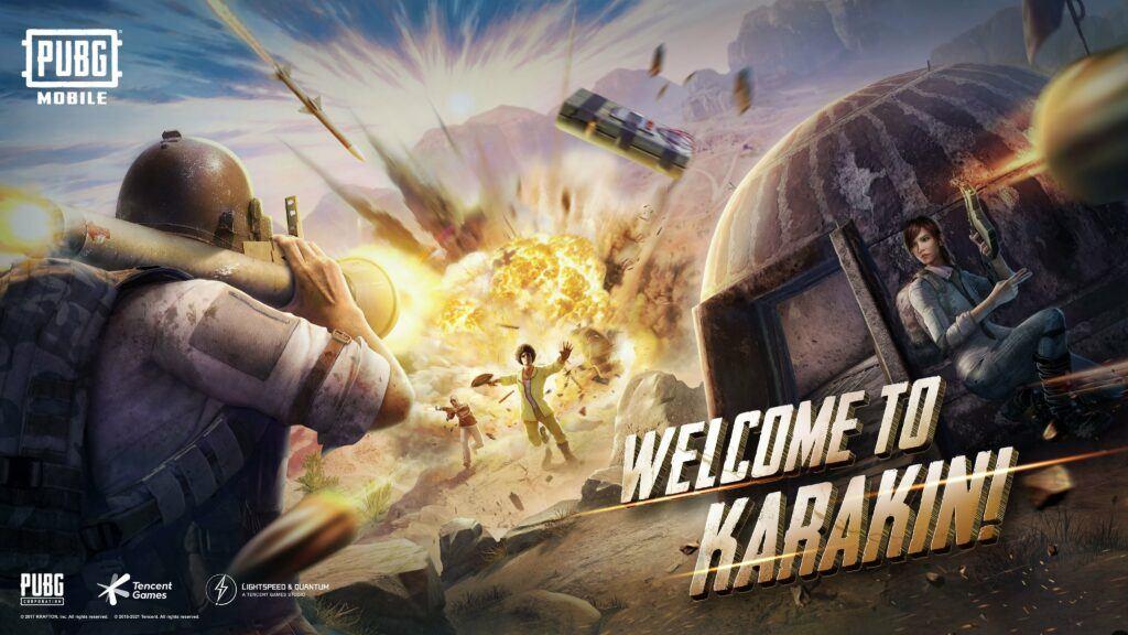 PUBG Mobile fügt Karakin dem Karten-Pool hinzu