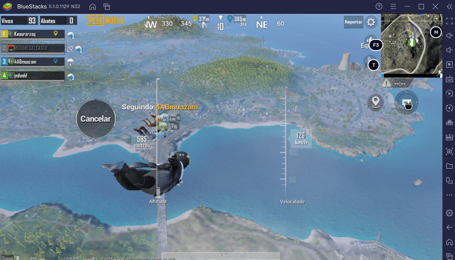 PUBG Mobile: saiba onde pousar em Erangel e comece as partidas bem equipado