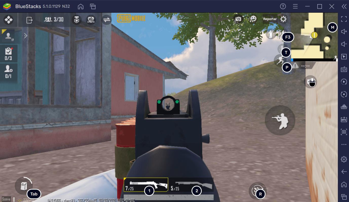 Aprenda a usar as escopetas em PUBG Mobile e aumente sua taxa de vitórias