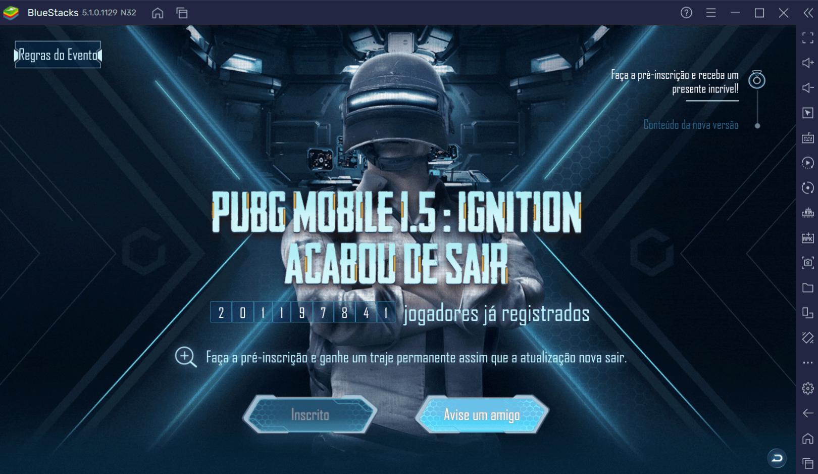 PUBG Mobile 1.5: Ignition está no ar! Saiba o que mudou com a atualização