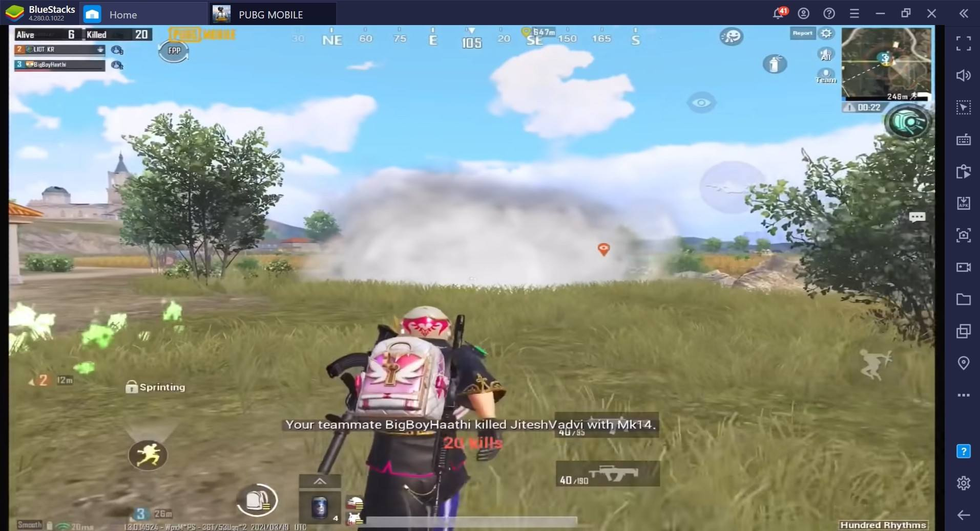 PUBG Mobile: BlueStacks Guide to Playing in Rozhok