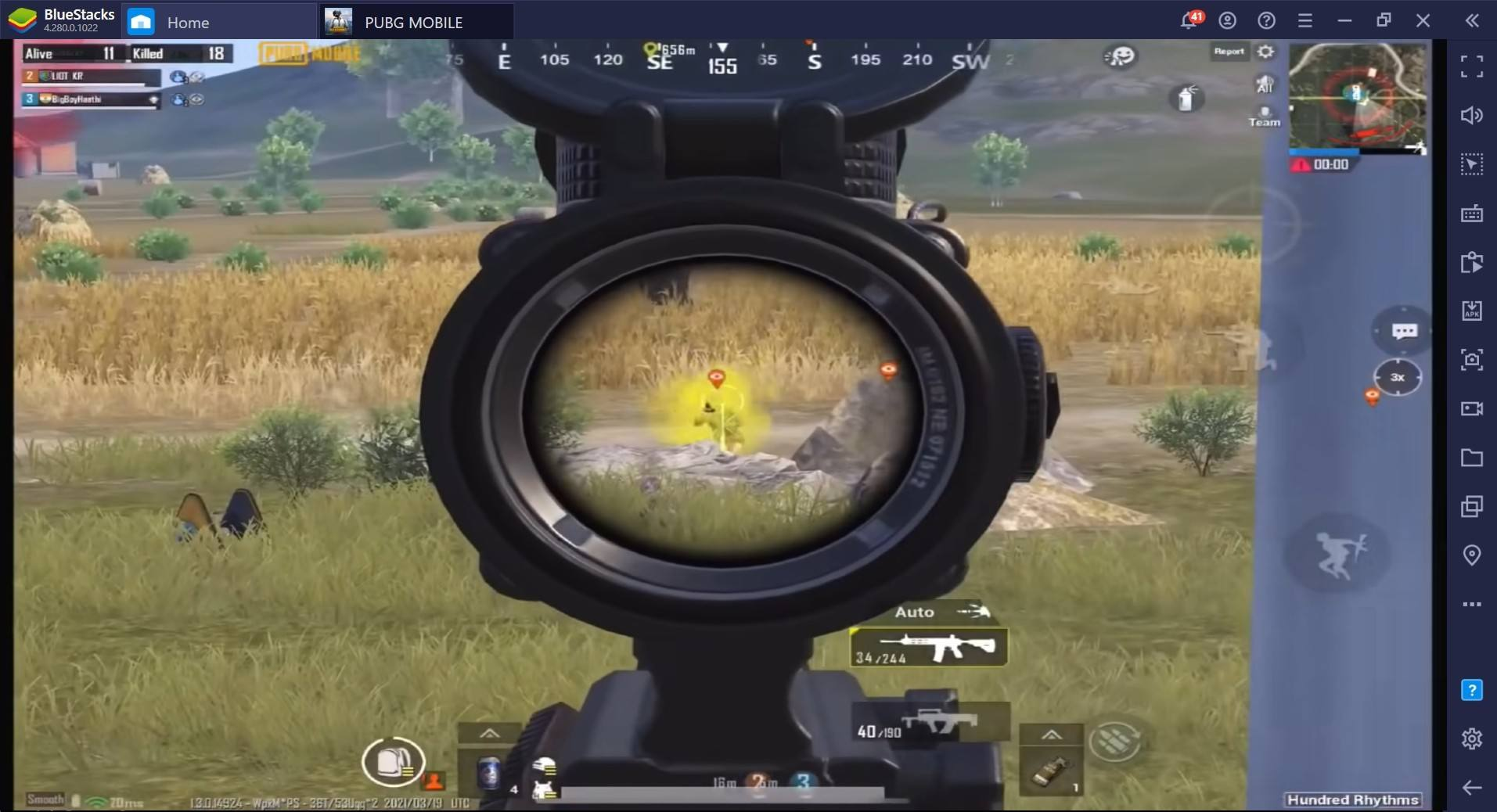 Throw and Watch'em Burn: The BlueStacks Guide to Throwables in PUBG Mobile