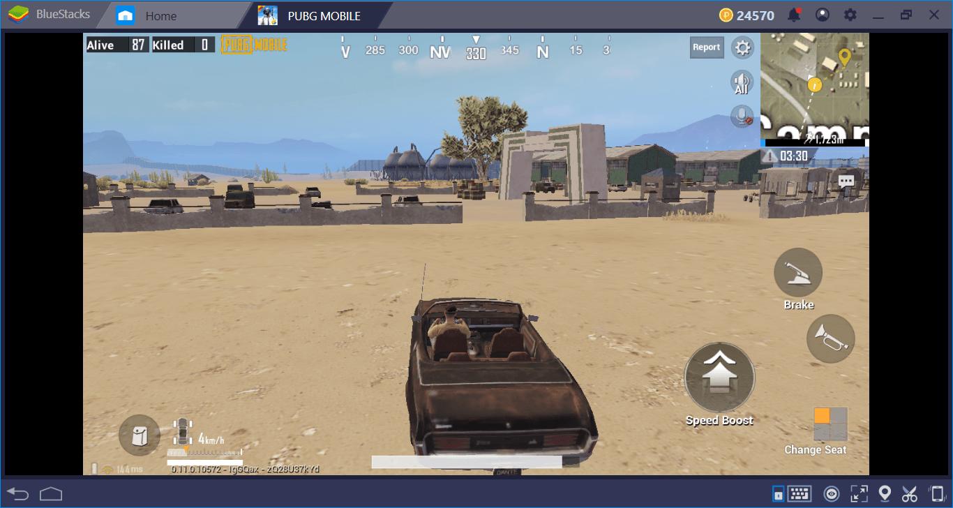 دليل خريطة PUBG Mobile Miramar: مرحبًا بك في الصحراء