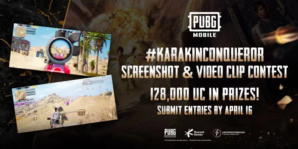 PUBG Mobile Adds Karakin into Map Pool