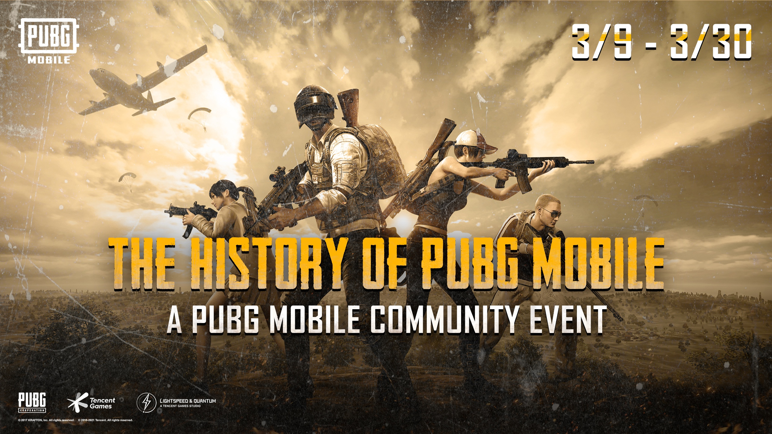 PUBG Mobile's Latest Patch V1.3 Set for March 9 Release