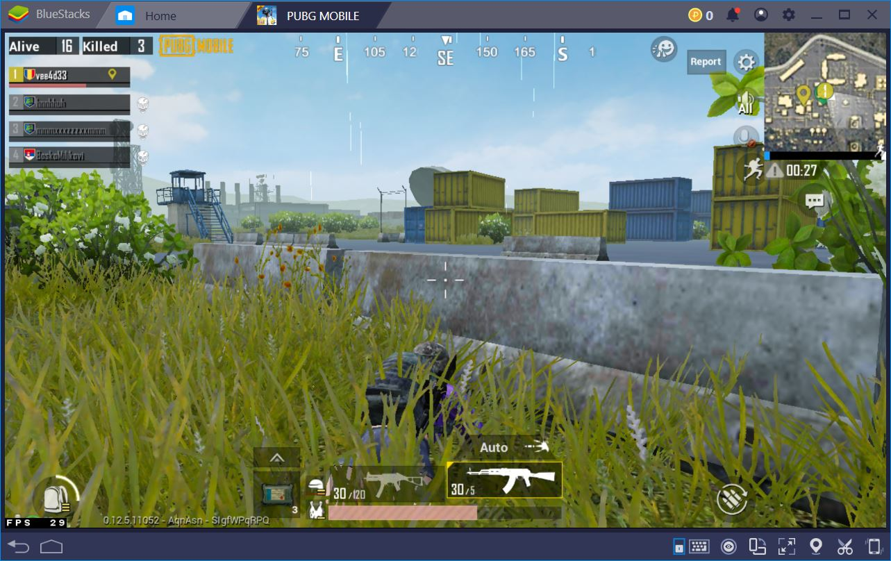 PUBG Mobile: Advanced Tips for Military Base