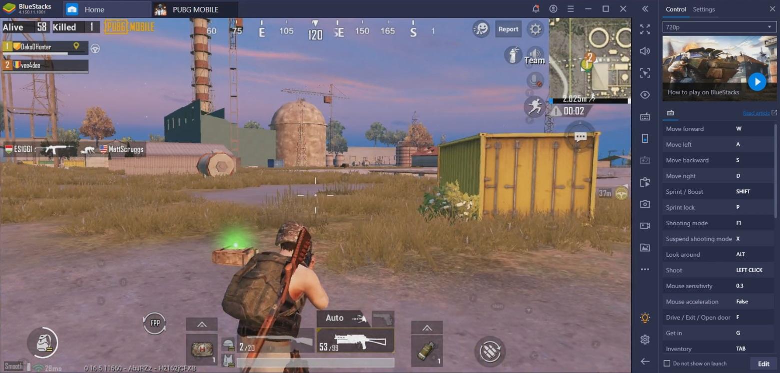 PUBG Mobile على جهاز الكمبيوتر: كيفية اللعب على BlueStacks