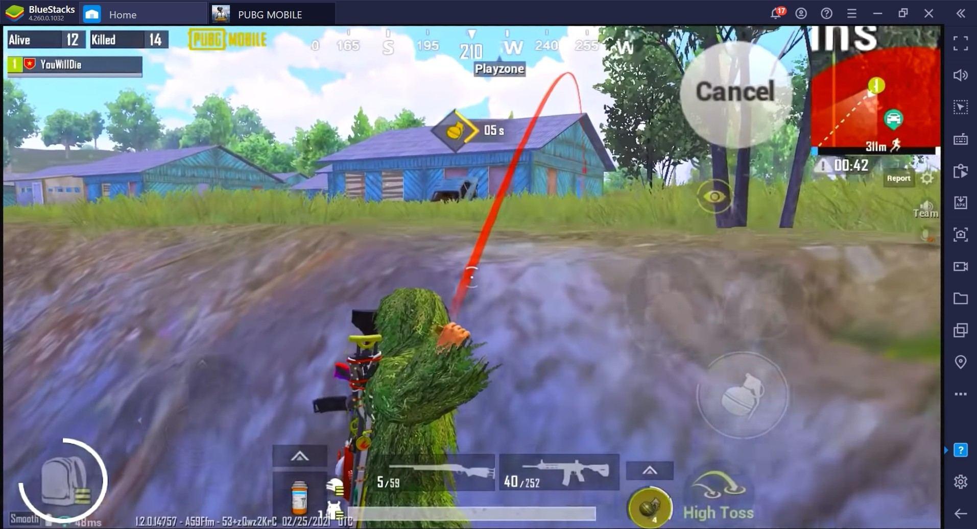 دليل سلاح لعبة PUBG Mobile لبندقية AKM الأكثر تنوعًا