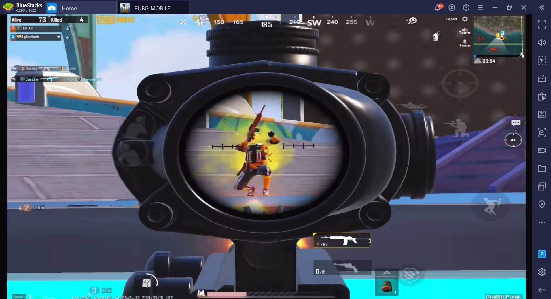 PUBG Mobile AKM Guide: Tips and Tricks to Make AK Do 47 Kills