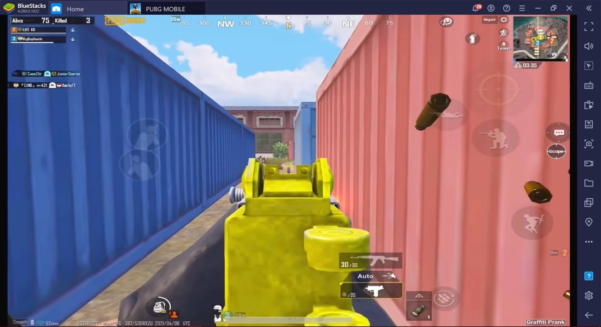 لعبة PUBG Mobile: دليل BlueStacks يكشف لك خريطة Erangel