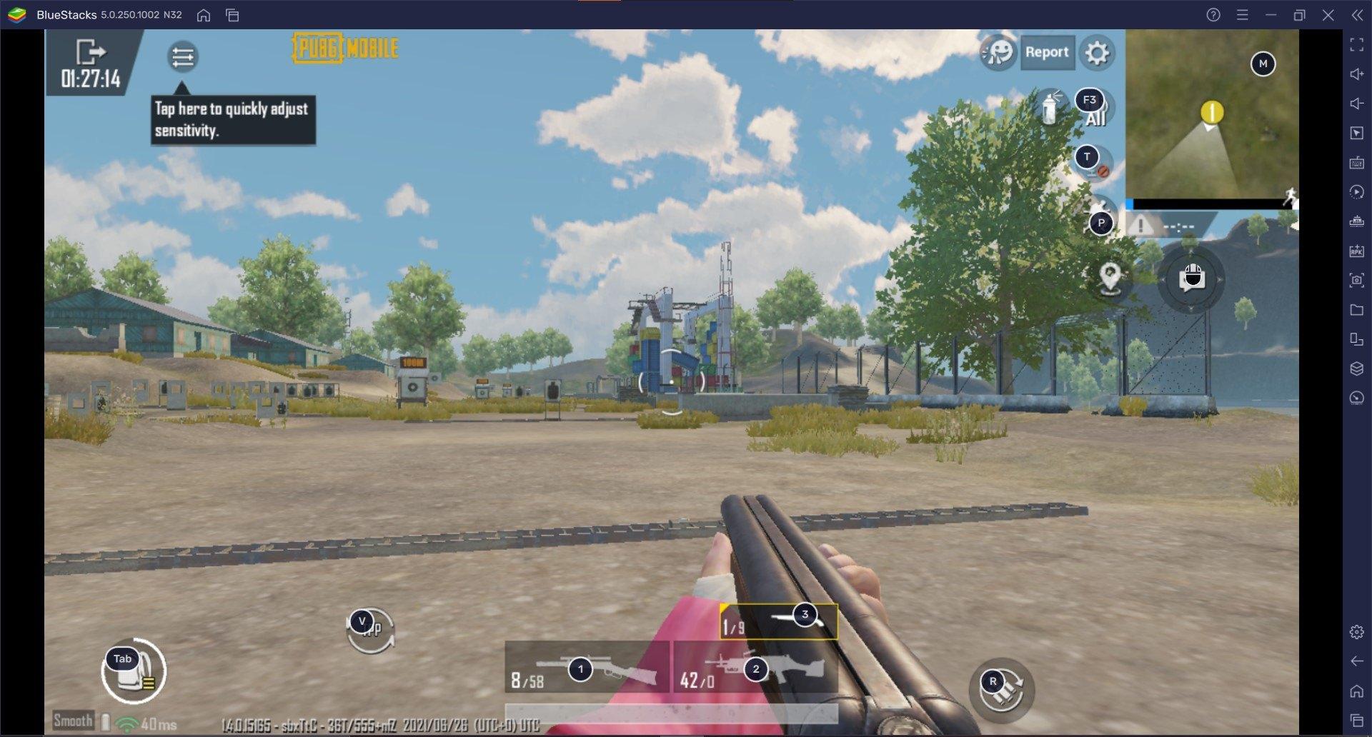 Handling the Handguns: BlueStacks Guide to Handguns in PUBG Mobile