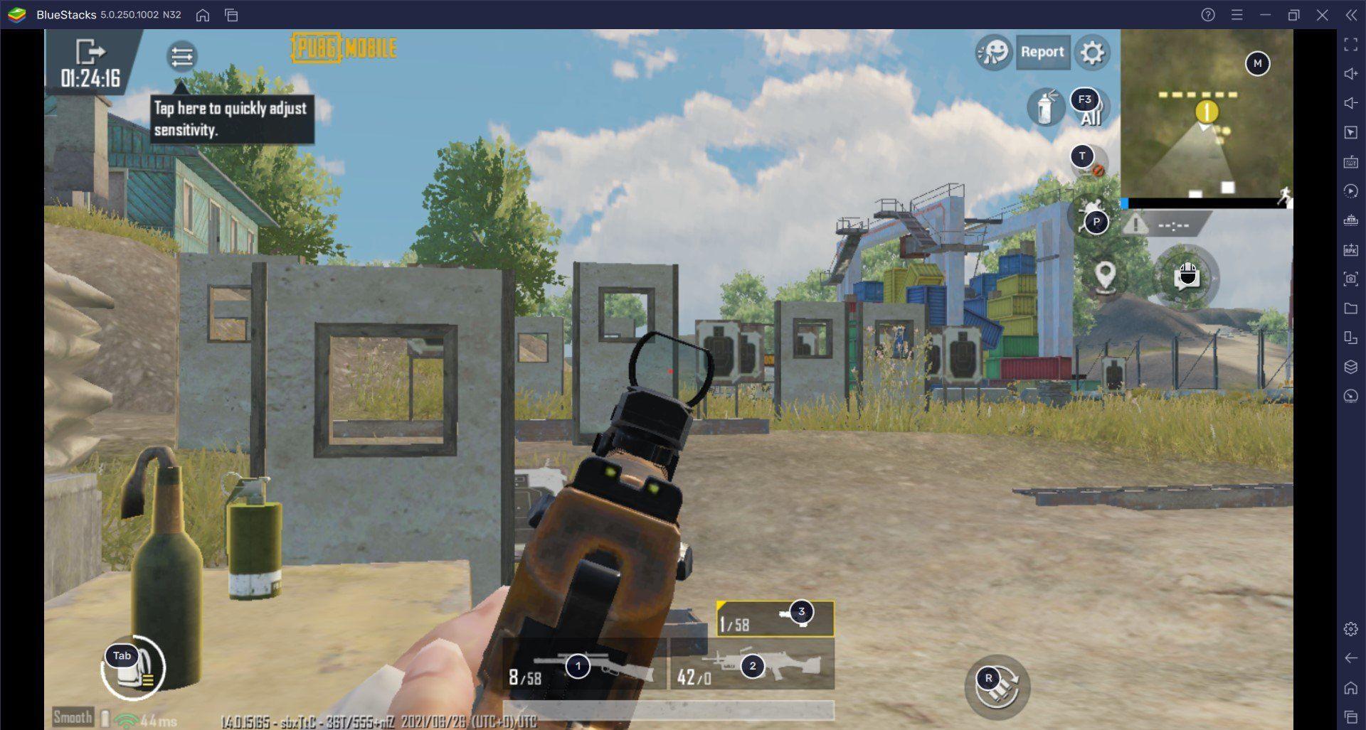 Chơi PUBG Mobile trên PC: Cẩm nang tất tần tật về súng lục