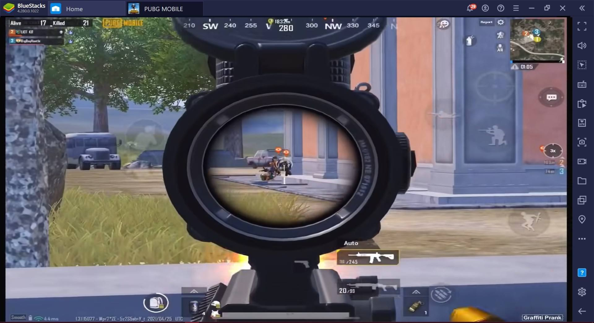 Scope and Shoot: BlueStacks Guide to Scopes In PUBG Mobile