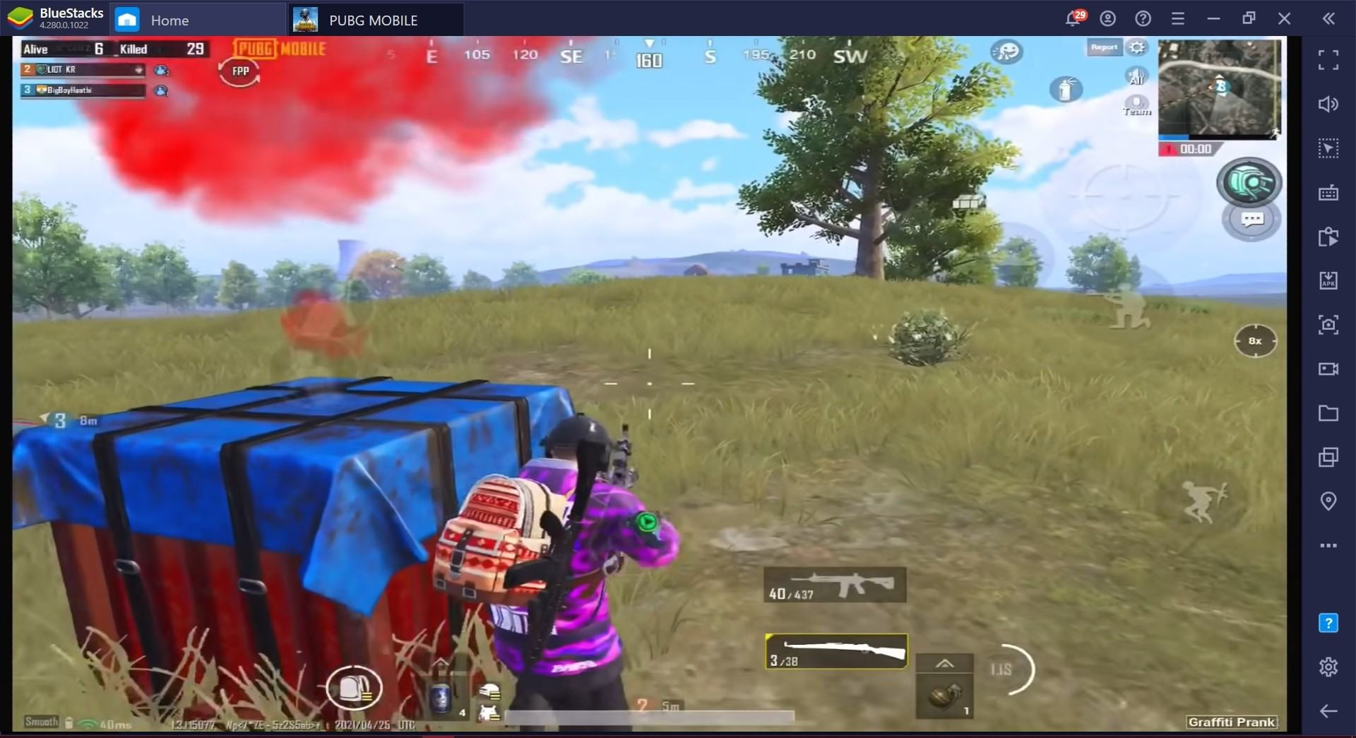 Take the Head with Every Shot: BlueStacks Guide to Snipers in PUBG Mobile
