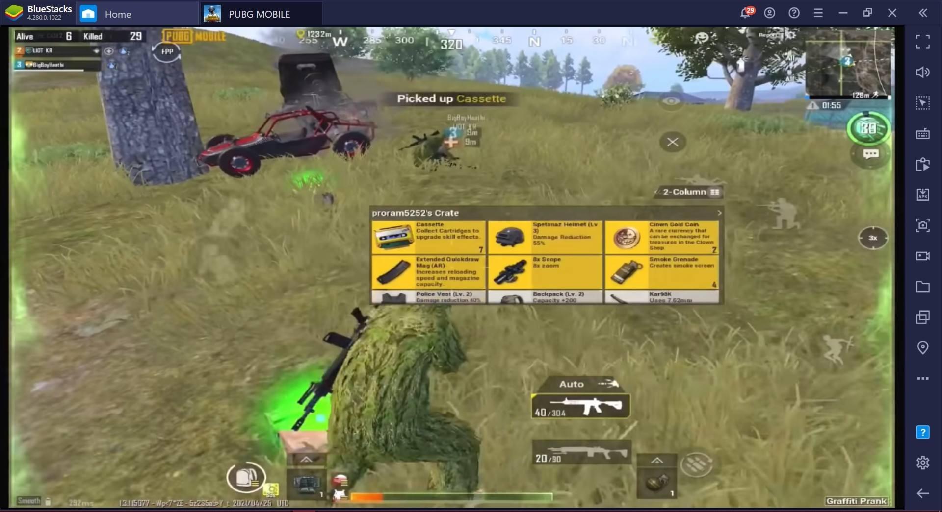 Chơi PUBG Mobile trên PC: Hướng dẫn bắn tỉa hiệu quả