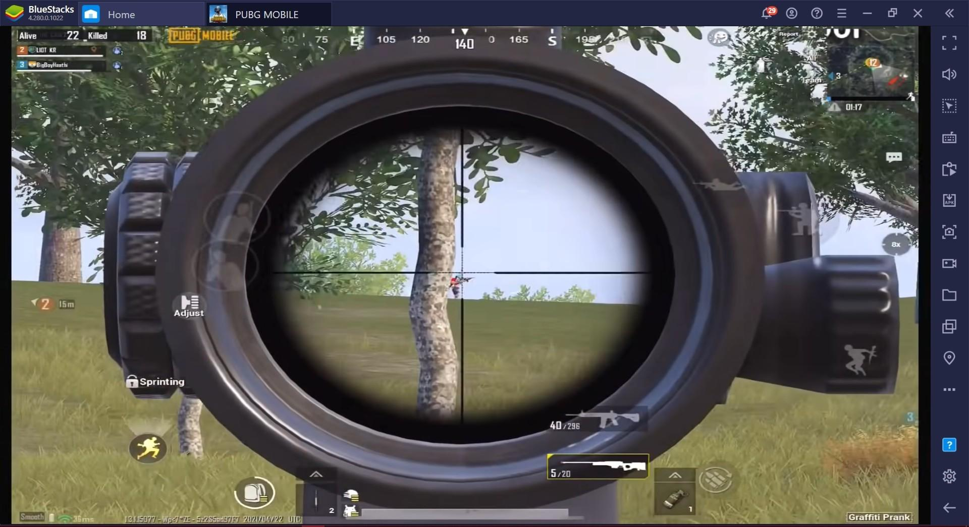 Dominate Everywhere: BlueStacks Guide to Terrains in PUBG Mobile