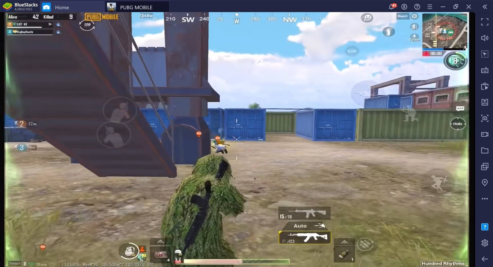 PUBG Mobile Weapon Guide: M249 LMG Compared with Groza