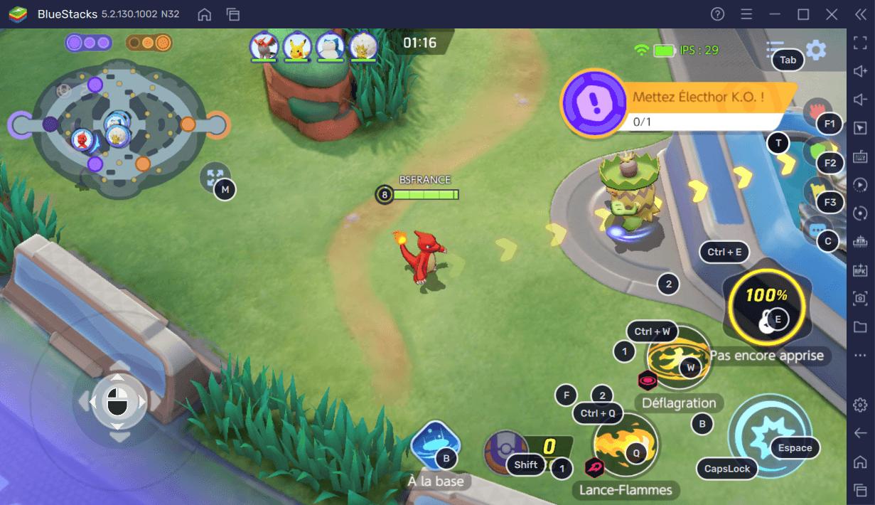 Guide du Débutant pour Pokémon Unite – Les Bases pour Gagner Tous Vos Matchs