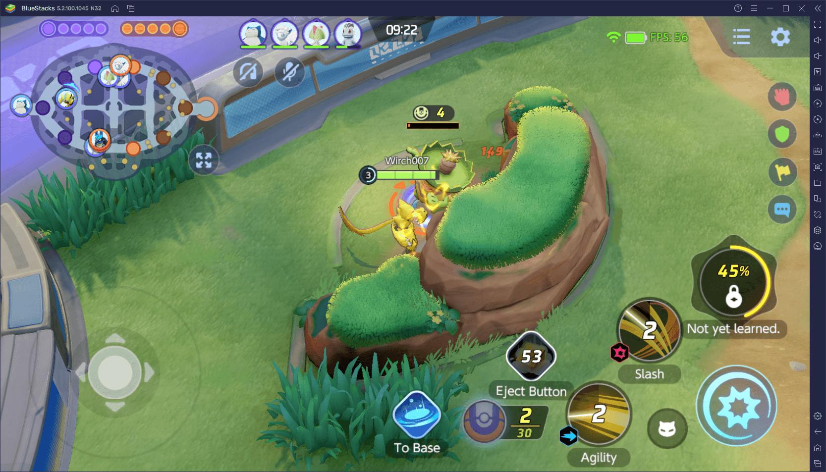 Anfänger-Leitfaden zu Pokémon Unite – Die Grundlagen des Gewinnens von Partien
