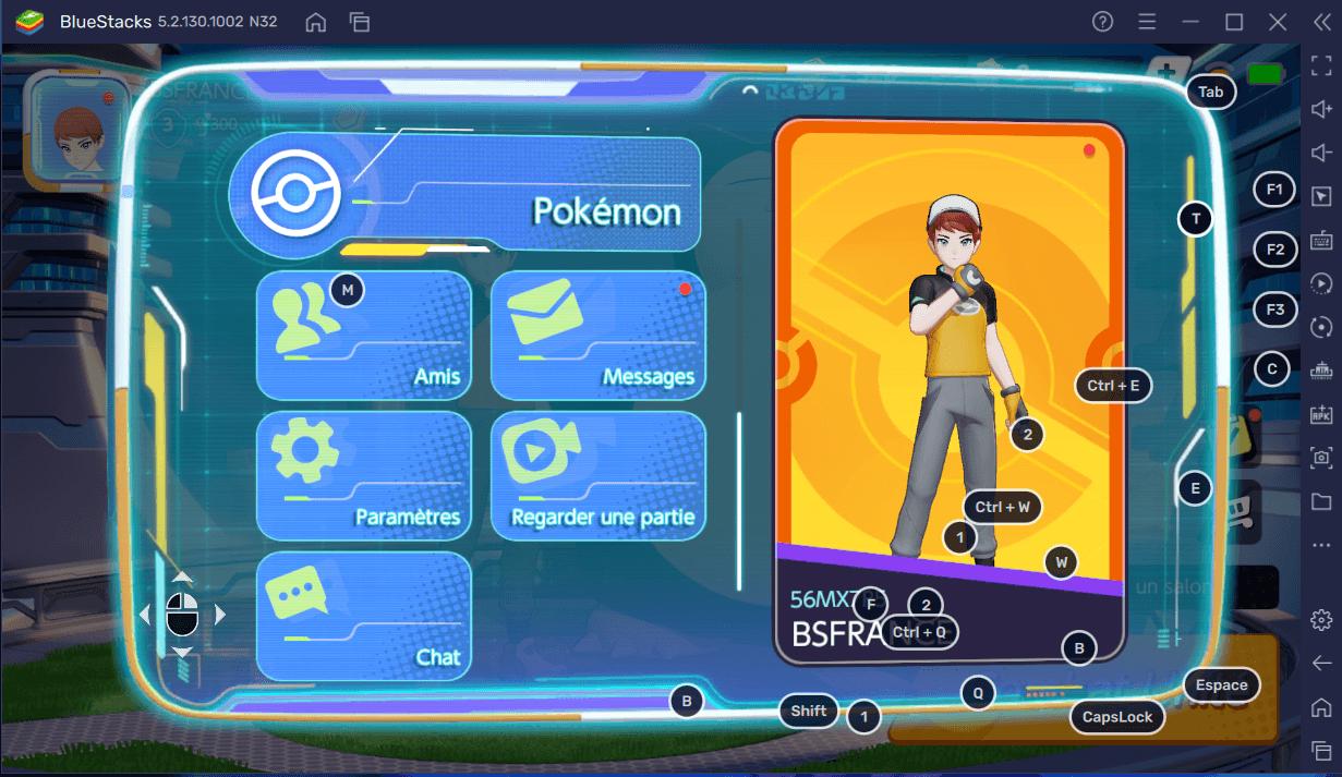 Guide BlueStacks pour Pokémon Unite sur PC – Comment Customiser BlueStacks pour Optimiser votre Expérience