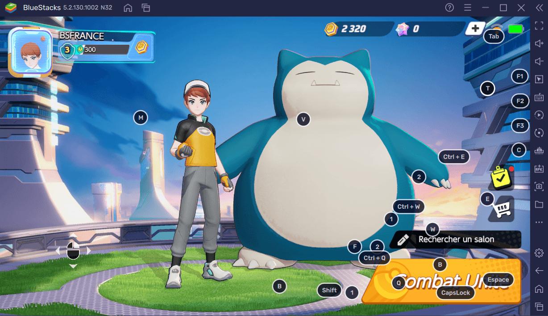 """Guide du """"Jungler"""" dans Pokémon Unite – Comment Jouer dans la Voie Centrale"""