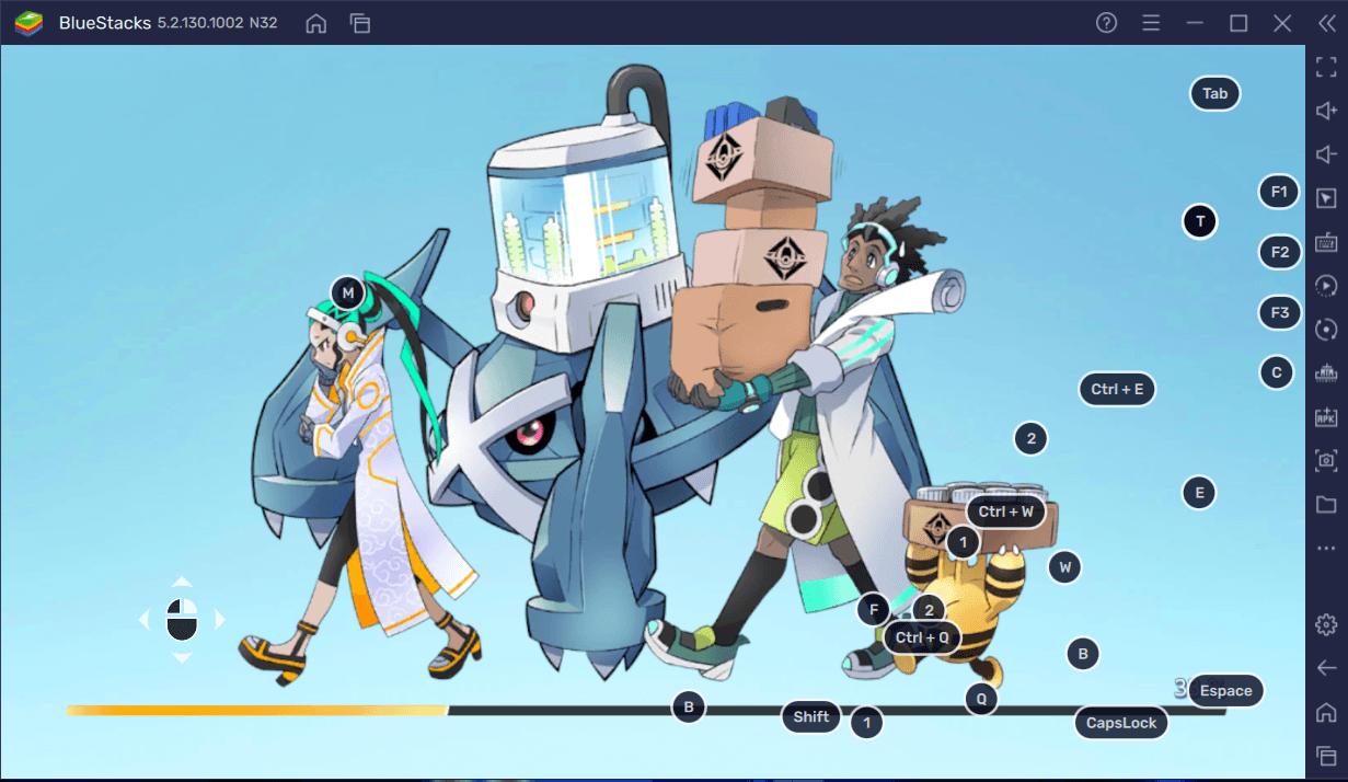 Comment Jouer à Pokémon Unite sur PC avec BlueStacks
