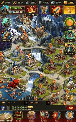 Vikings War of Clans   İndirin ve PC'de Oynayın 14