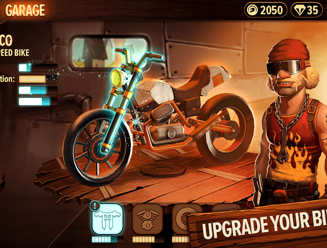 Play Trials Frontier on pc 12