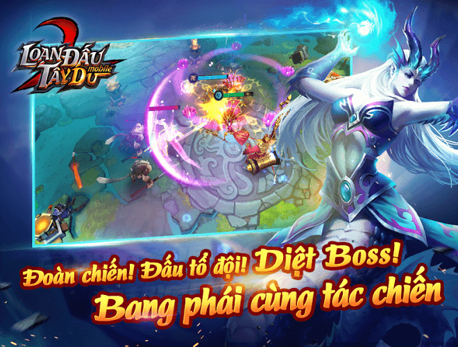 Chơi Loan Dau Tay Du on pc 17