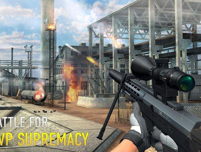 Играй Снайпер Арена На ПК 25