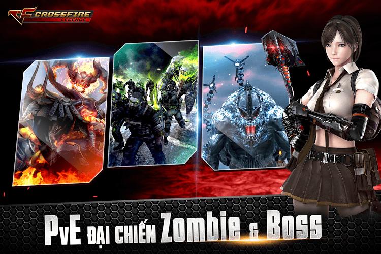Chơi CrossFire: Legends on PC 5