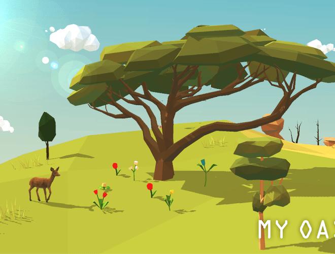 즐겨보세요 마이 오아시스 – 힐링되는 하늘섬 키우기 on PC 5