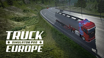 Download Truck Simulator PRO Europe on PC with BlueStacks