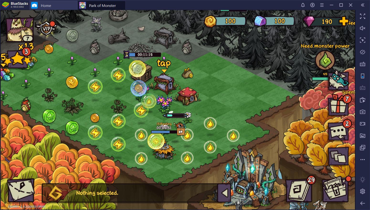 Park of Monster - Beginner's Guide for This Awesome Match 3 Game