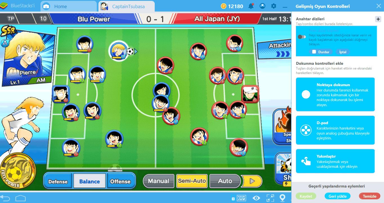 Oyunu Futbol Sahasında da Kaydedin: Captain Tsubasa Oynuyoruz!