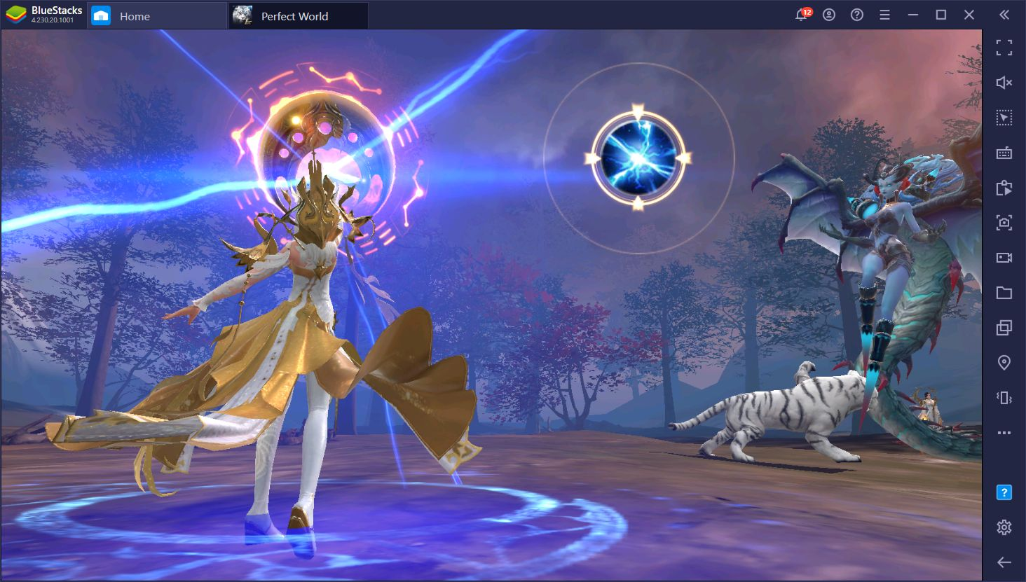 Perfect World Mobile – How to Enjoy the Popular Mobile MMORPG on PC With BlueStacks