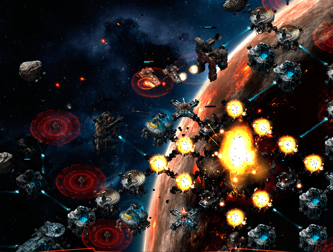 Играй VEGA Conflict На ПК 13