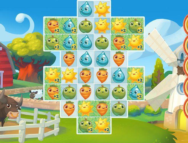 Spiele Farm Heroes auf PC 20