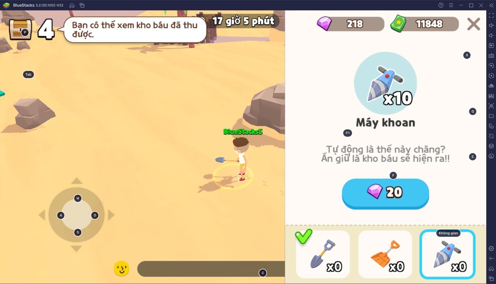 Chơi Play Together trên PC: Hướng dẫn tham gia Hòn Đảo Bị Mất