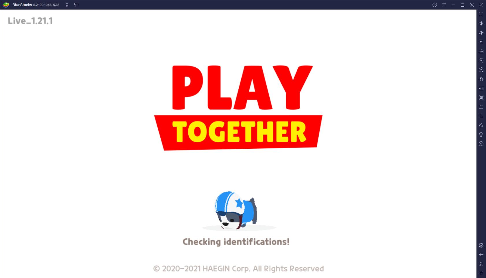 كيفية الحصول على أفضل الرسومات الجرافيك وأفضل الأداء في لعبة Play Together باستخدام محاكي Bluestacks