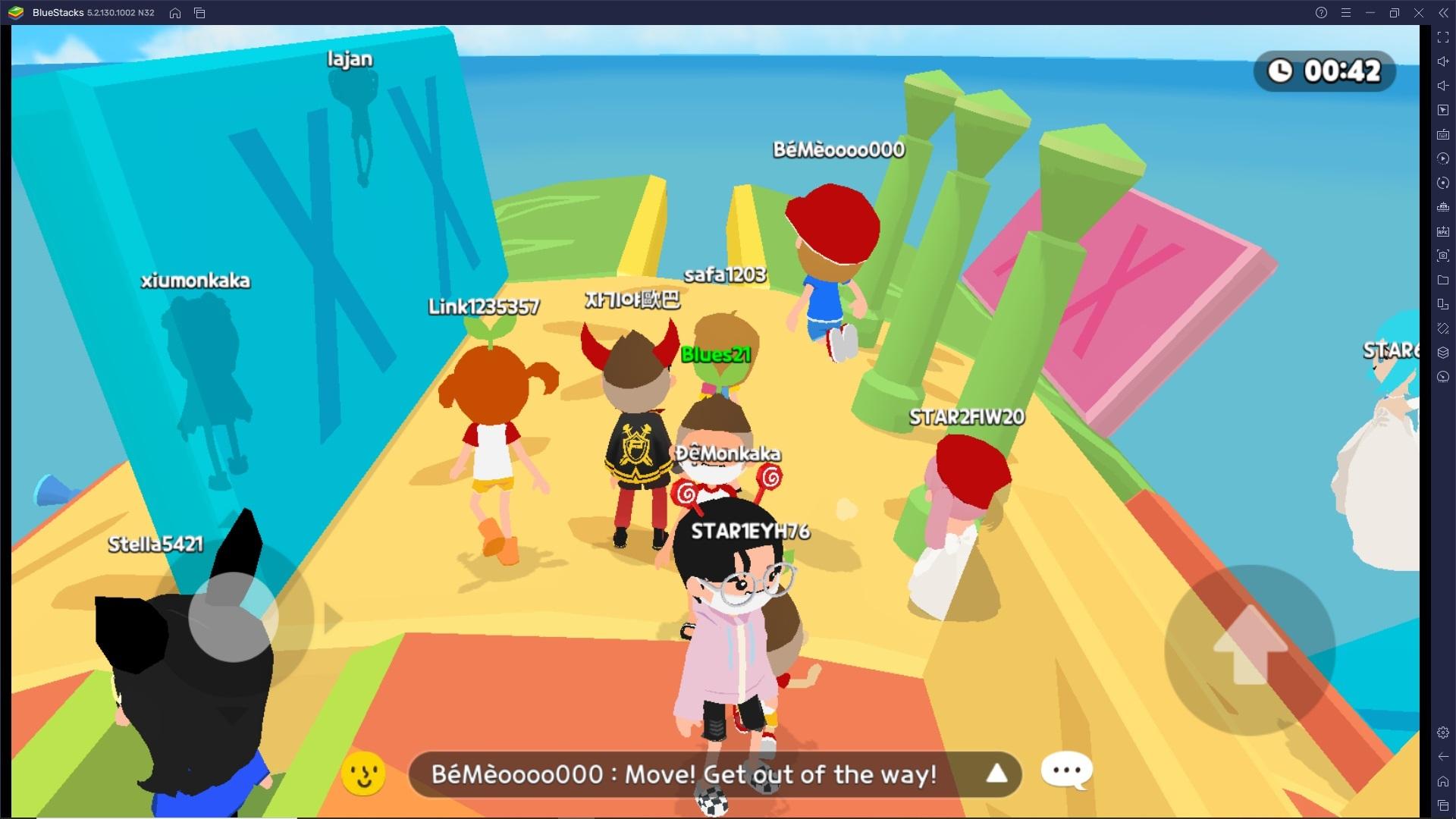 Consigli per affrontare la modalità Game Party di Play Together