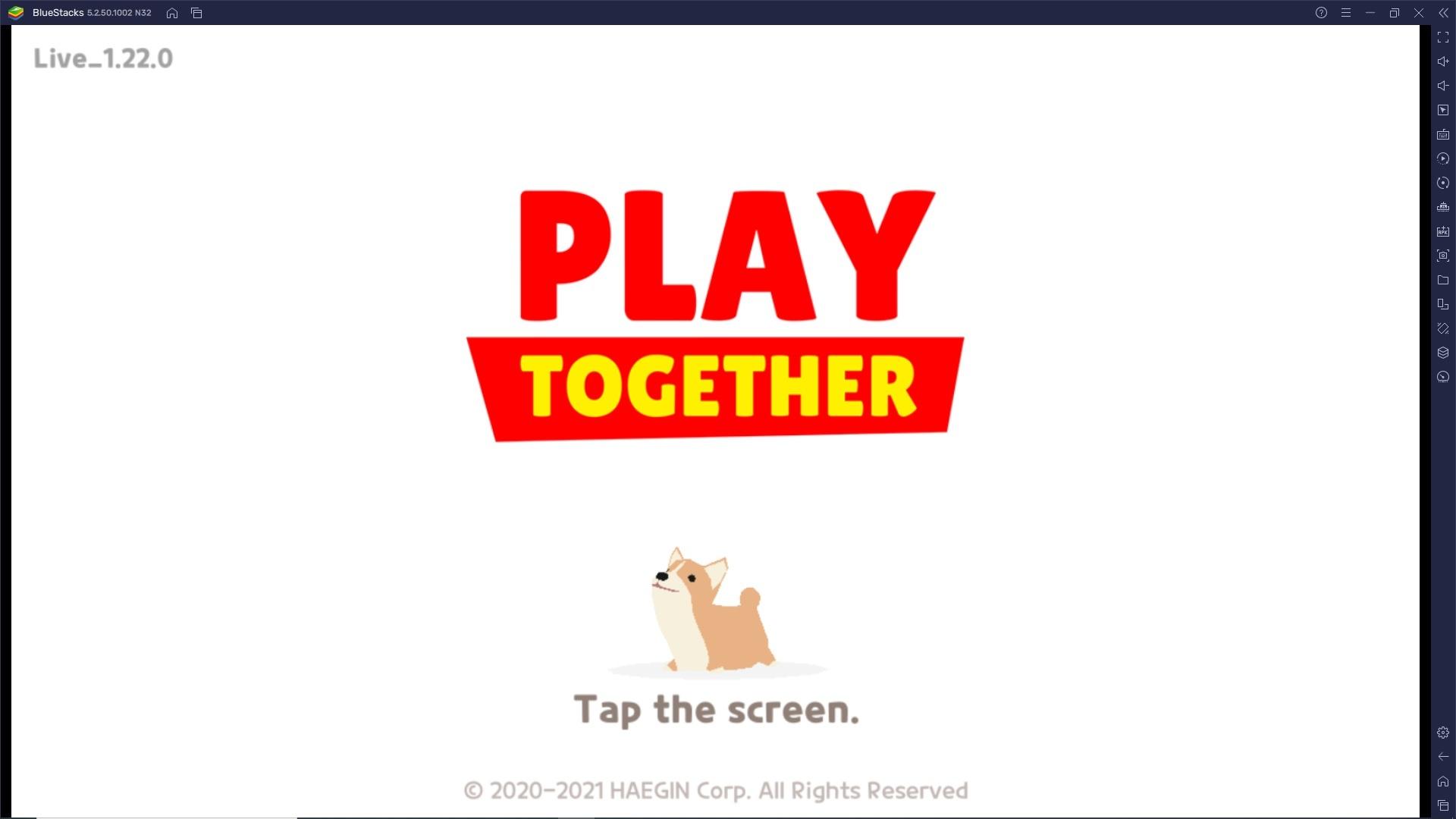 Come giocare Play Together su PC e Mac con BlueStacks