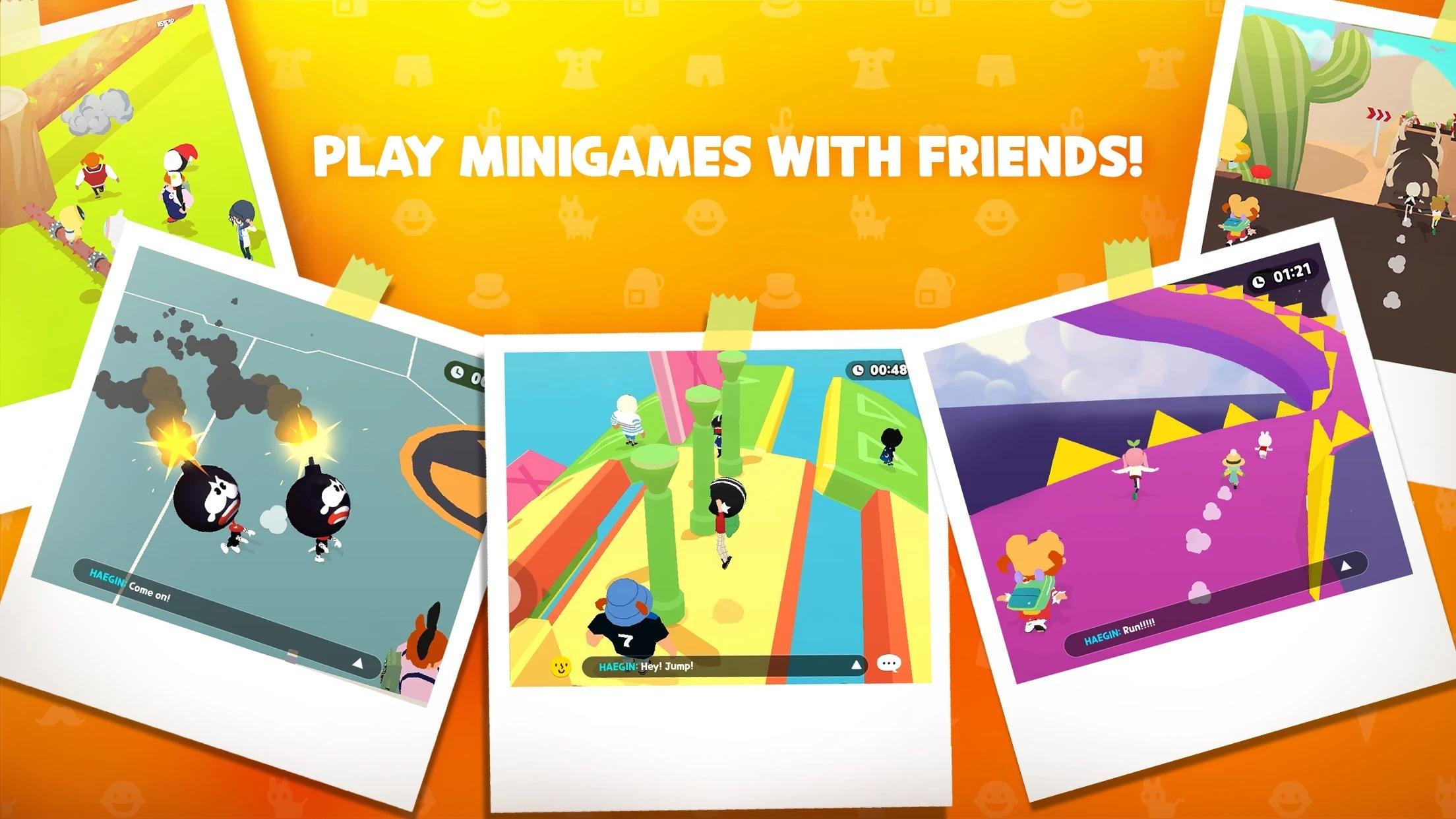 Chơi game vui vẻ mùa giãn cách với Play Together trên PC