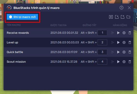 Chơi Play Together với BlueStacks: Hướng dẫn sử dụng Keymapping và Macro