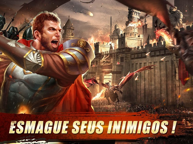Jogue King of Avalon: Dragon Warfare para PC 5