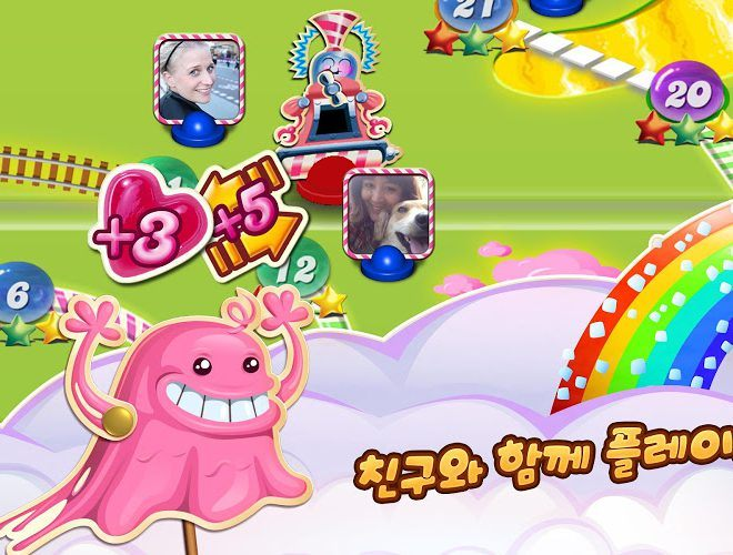 즐겨보세요 Candy Crush on PC 18