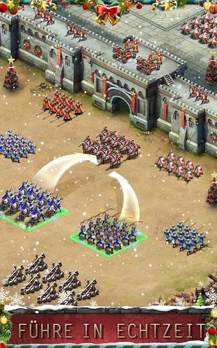 Spiele Empire War: Age of Heroes auf PC 10