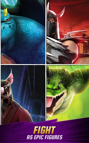 Play Ninja Turtles: Legends on PC 3