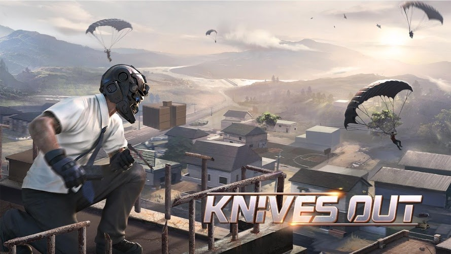 Juega Knives Out on PC 2
